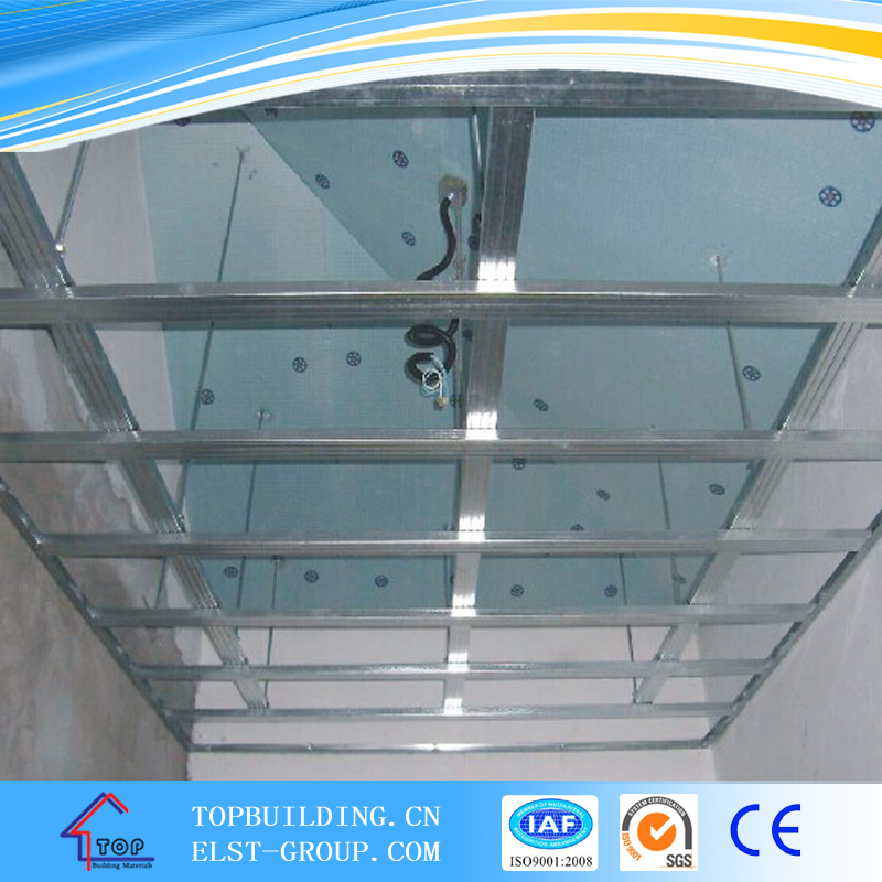 Ceiling System Metal Profiles